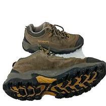 Columbia Mens Us 8 Eur 41.33 Brown Omni Grip Hiking Boot Photo