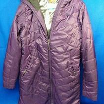 Columbia Mighty Lite Hooded Jacket Omni-Heat Reflective Womans Small Photo