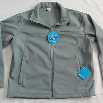 Columbia Mt Village Softshell Jacket -Omni-Shield Water/wind Resistant- Xl Nwt Photo