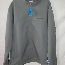Columbia Mt Village Softshell Jacket -Omni-Shield Water/wind Resistant-2xt Nwt Photo