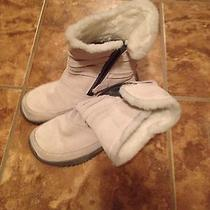 Columbia  Namara Winter Boots Color Off White Womens Size 7 Photo
