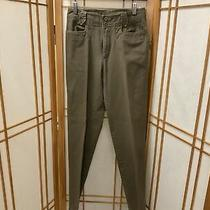 Columbia Olive Cargo Pants Size 4 Photo
