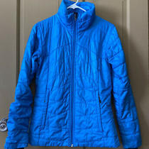 Columbia Omni-Heat Blue Jacket Size S Photo