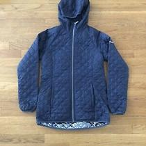 Columbia Omni-Heat Quilted Jacket Color Blue Size Xs Photo