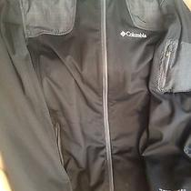 Columbia Omni Heat Rain Jacket Photo