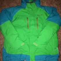 Columbia Omni Heat Snowboard Ski Jacket Xxl 2xl Photo