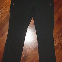 Columbia Omni Heat Thermal Comfort Pants Woman's 10 Mint Photo