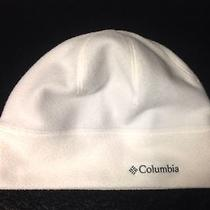 Columbia Omni-Heat White Beanie Photo