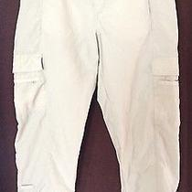 Columbia Omni Shade Pfg Performance Fishing Gear Biege Pants Size Small Awesome Photo