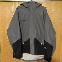 Columbia Omni Tech Breathable Water Proof Rain Coat Xl Photo