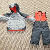 Columbia Omnishield Snow Outfit 24 Months (Reversible) Photo