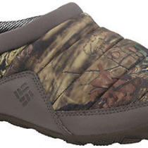 Columbia Packed Out Omni-Heat Shoes - 12 - Mud/cordovan Photo