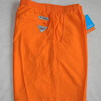 Columbia Pfg Backcast Iii Water Shorts   Men's M  Nwt Photo