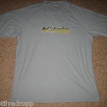 Columbia Pfg Mens Fishing Shirt Xxl 2xl Photo