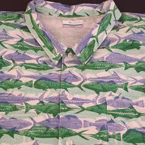 Columbia Pfg Mens Short Sleeved Shirt Xxl 2xl Fish Fishing Hiking Camping  Photo