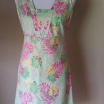 Columbia Pfg Sleeveless Floral Dress. Sz S. Nice Photo