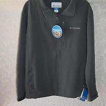 Columbia Prime Peak Softshell Jacket -Omni-Wind Proof Water Resistant- Xl Nwt Photo