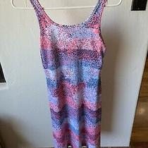 Columbia Pullover Dress Pinks & Blues Size Xs Nwot Photo