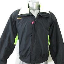Columbia Radial Sleeve Men's Snow Shell 100% Nylon Full Zip Jacket Black M  Photo