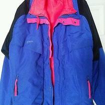 Columbia Radial Sleeve Ski Jacket Photo