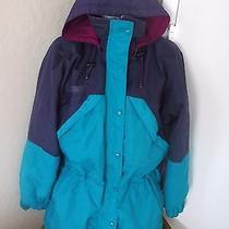 Columbia Radial Sleeve Women's Winter Ski Jacket Small Good Condition Vintage Photo