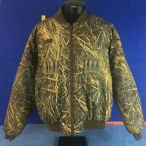 Columbia Reversible Hunting Camo / Brown Jacket Men's Size Xl Tall Photo