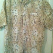 Columbia River Lodge Shirt Button Down Xl Photo