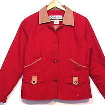 Columbia River Resort Jacket / Women's Size M / Incredible Condition Photo