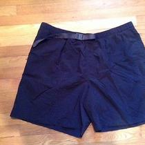 Columbia Running Fishing Biking Hiking Shorts Omni Shade Xxl Men's Black Nwot Photo