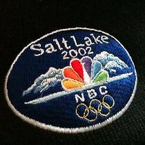 Columbia Salt Lake 2002 Olympic Nbc Television One Size Ski Beanie Photo
