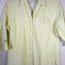 Columbia Shirt Women's Vented Blouse Fishing Camping Outdoors S Photo