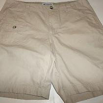 Columbia Shorts 8 Khaki Hiking Outdoor Photo