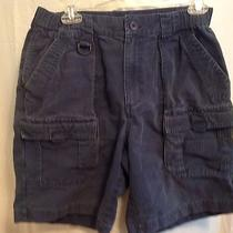 Columbia Shorts Blue Size Small Fishing Shorts Good Condition Photo