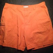 Columbia Shorts Men's 42 Hiking Preowned Nice Outdoor Guide Casual Photo