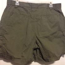 Columbia Size Large Green Shorts Photo