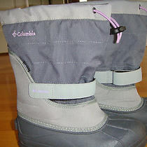 Columbia Snow Boots Size 4 Photo