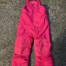 Columbia Snow Pants Sz Xs Waterproof Adventure Ride Snow Bib Pink Photo