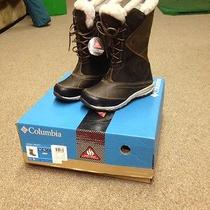 Columbia Snowfall Omni-Heat Womens Boots Size 5.5 Photo
