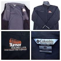 Columbia  Softshell  Interchange  Full Zip Jacket  Men's Size Medium Photo
