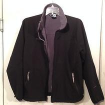 Columbia Softshell Jacket - Men's - Black Large L Photo