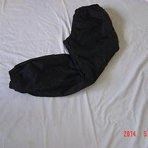 Columbia Sports  Mens Size Tall Xxl   Athletic Track Sweatpants Black Nylon Line Photo