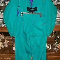 Columbia Sportswear 2 Pc Radial Sleeve Wind Suit Fishing Camping Hiking Hunting Photo