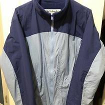 Columbia Sportswear Company Blue Womens Full Zipper Jacket Size Large Photo
