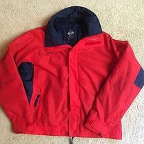Columbia Sportswear Company Mens Jacket Coat Size Lg Radial Sleeve Photo