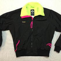 Columbia Sportswear Company Mens Jacket Coat Size M Black Radial Sleeve Photo