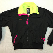 Columbia Sportswear Company Mens Jacket Coat Size M Black Radial Sleeve Photo