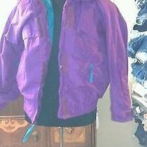Columbia Sportswear Company Radial Sleeve Womens Jacket Size Med Photo
