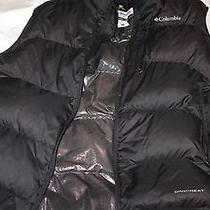 Columbia Sportswear Down Vest Omni-Heat Lining Photo