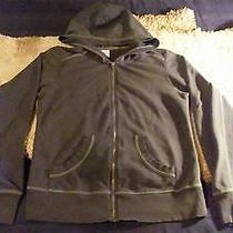 Columbia Sportswear Hoodie Women's Sz S Zip Up Front Pocket Sweatshirt Green Photo