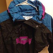 Columbia Sportswear Jacket Medium Men Woman M Radial Sleeve Photo